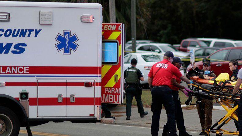 Tiroteó un centro de yoga: 2 muertas y varios heridos