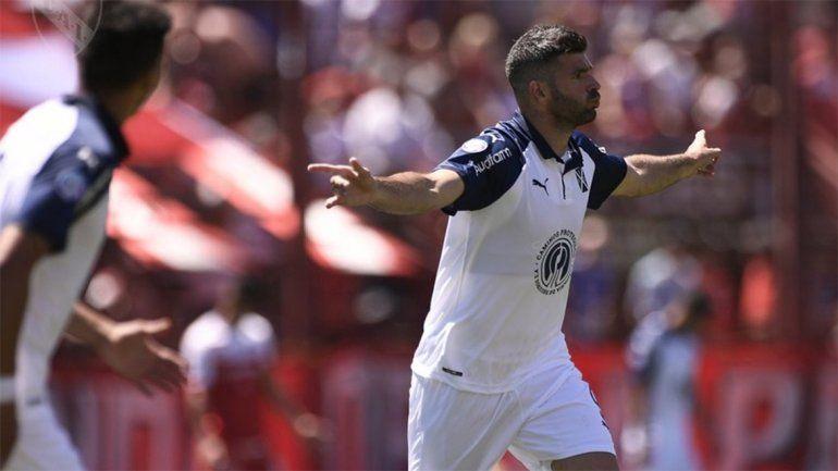 Con un doblete de Gigliotti, Independiente venció a Argentinos