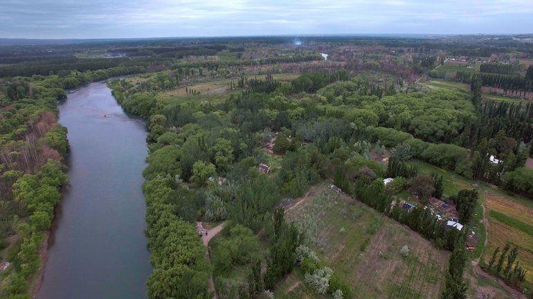 Protegerán unas 50 hectáreas en la costa del Neuquén