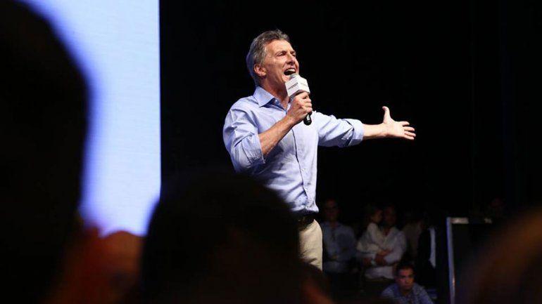 Macri, sobre la reelección: Estoy listo para continuar