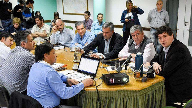 EPAS presentó plan de obras en la ciudad mientras espera por el contrato de concesión de la Muni