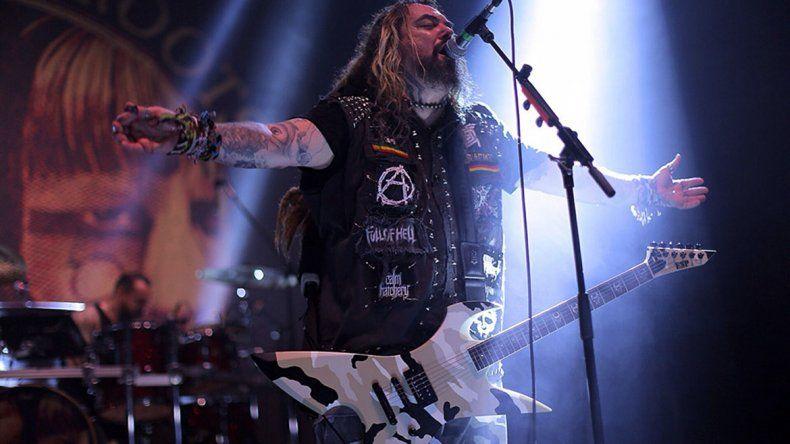 Una noche a puro metal con dos ex Sepultura