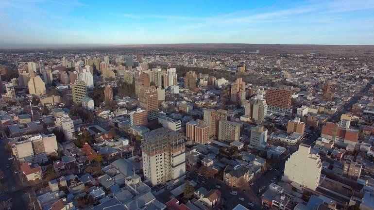 La ciudad crecerá hacia el cielo los próximos 20 años
