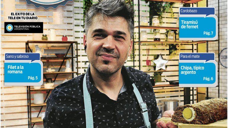 Cocineros Argentinos le da una vuelta de sabor a un clásico argentino