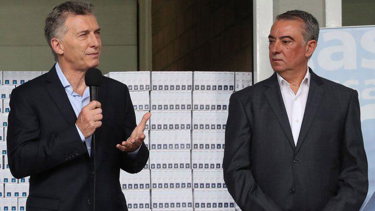 Macri presentó un convenio del PAMI que abaratará remedios