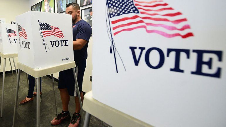 Elecciones en EE.UU.: los demócratas ganan Representantes, los repúblicanos sostiene el senado