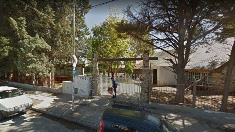 Se suspendieron las clases en el Rancho Pedro tras un principio de incendio