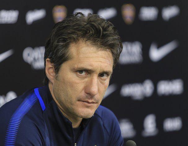 Schelotto: Boca y River pusieron el fútbol argentino en lo más alto
