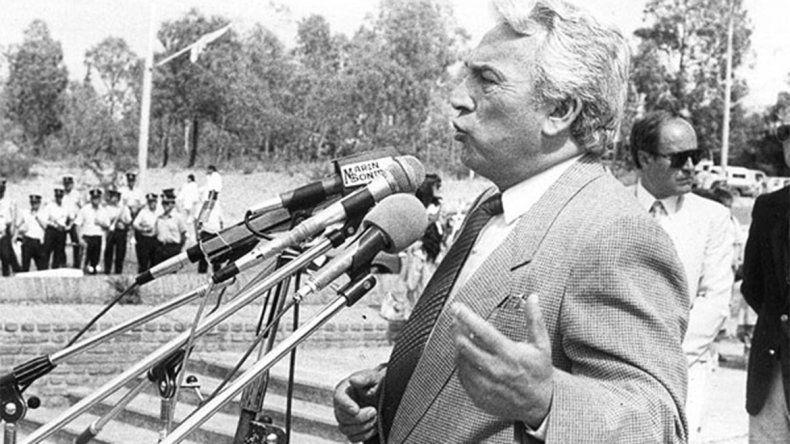 La Legislatura declaró personalidad ilustre post mortem a Milton Aguilar