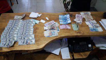 chilenos ingresaron por un paso ilegal y con us$ 2 mil