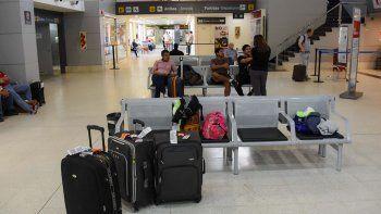 por asambleas, habria demoras en los vuelos de aerolineas
