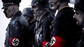 accion, terror y zombis en la segunda guerra mundial