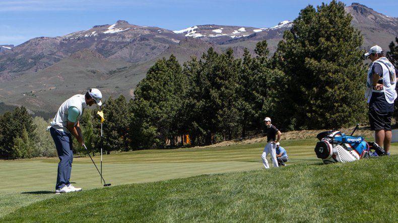 San Martín se luce con lo mejor del golf mundial
