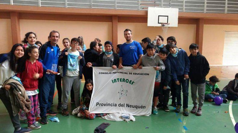 Más de 500 jóvenes participan en los juegos de Intercef