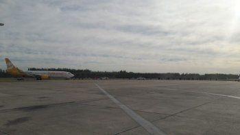 flybondi tuvo un aterrizaje de emergencia en neuquen