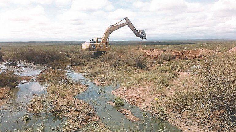 Provincia sancionó a YPF por el derrame en Bandurria Sur