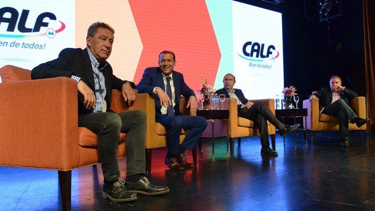 Gutiérrez quiere que se firme el contrato de CALF