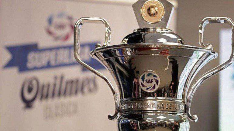 Superliga reprogramó los partidos del domingo por el Boca-River