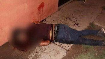 le roban y matan a un prestamista colombiano
