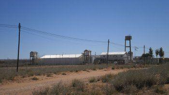 los presos tendran un polo industrial para trabajar
