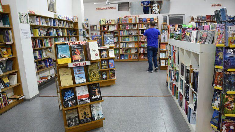 Crisis que no es novela: la venta de libros cayó 30%