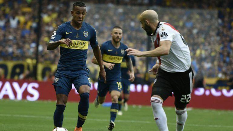 Boca y River empataron en un partidazo en La Bombonera y el supercampeón se definirá en el Monumental