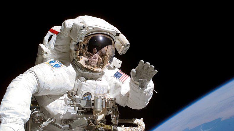 Los vuelos al espacio afectan el cerebro de los astronautas