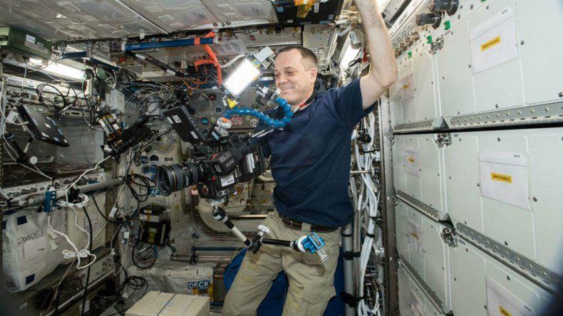 Conocé la Estación Espacial Internacional por dentro en HD