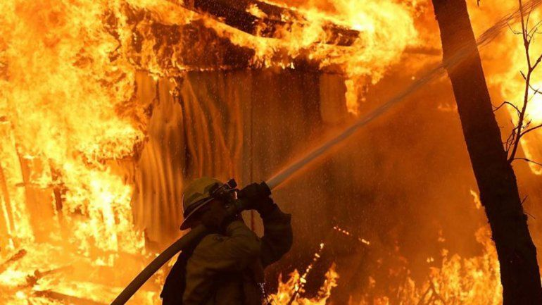 California: se incendió la casa de Neil Young