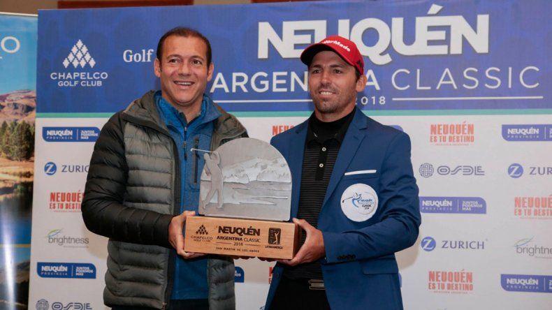 El cierre del Neuquén Argentina Classic contó con la presencia de Gutiérrez