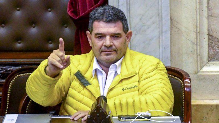 Olmedo votó en contra de la Ley Micaela: No cambio mis convicciones