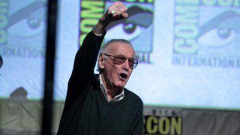 stan lee, el padre de los superheroes, murio ayer  a los 95 anos.