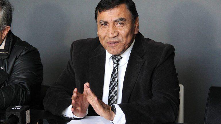 José Rioseco tuvo que ser asistido por un pico de glucemia