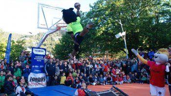 pepe sanchez sera la gran atraccion del torneo de mini basquet en san martin
