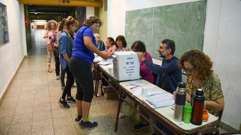 Elecciones en ATEN: cerraron los comicios para renovar las conducciones