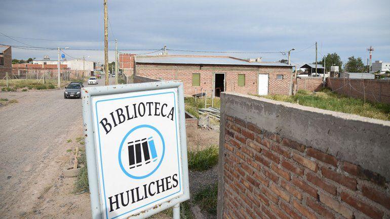 El MPN le marca la cancha a Pechi con obras barriales