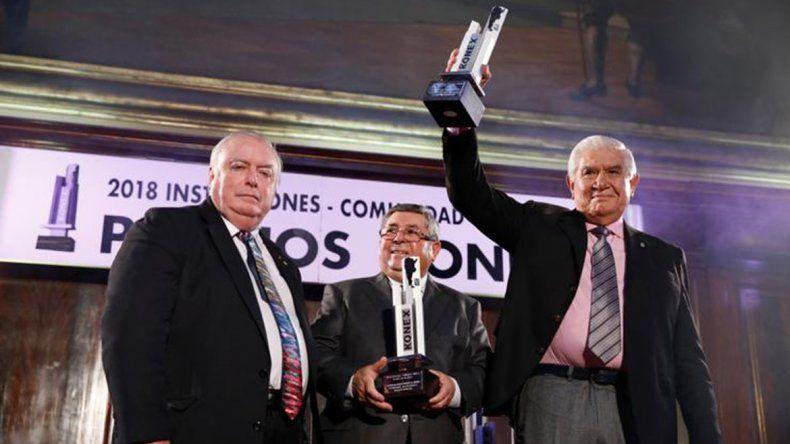 El convenio productividad de Vaca Muerta recibió el premio Konex de Platino