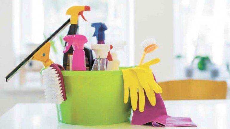 Cosas que hay que limpiar más seguido en una casa