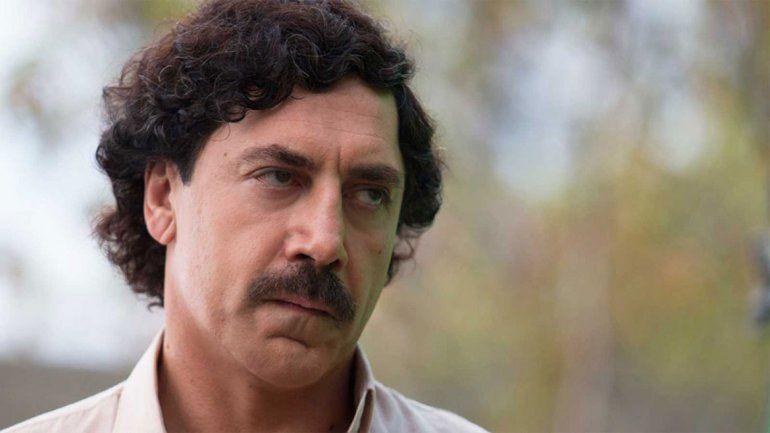 Javier Bardem es Pablo Escobar en La traición