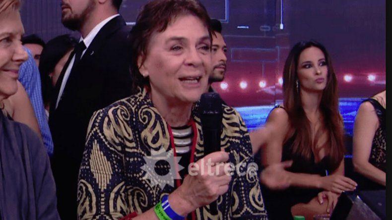 La madre de Esmeralda Mitre criticó las acciones de su hija