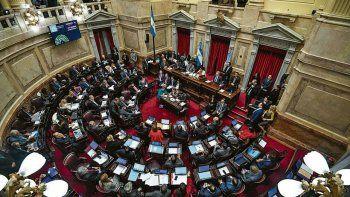 el gobierno consiguio la ley de presupuesto 2019 con un pj dividido