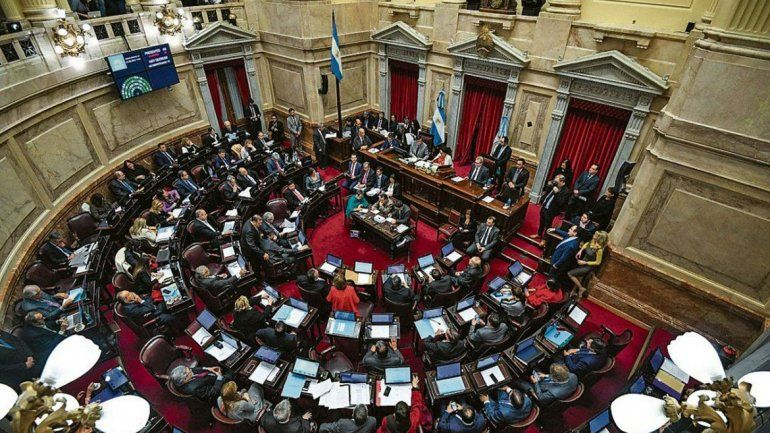 El Gobierno consiguió la ley de presupuesto 2019 con un PJ dividido