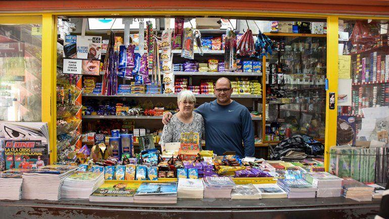 El Alvear, un kiosco familiar  de 51 años