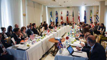patagonia se presento en sociedad ante los principales productores de vino a nivel mundial