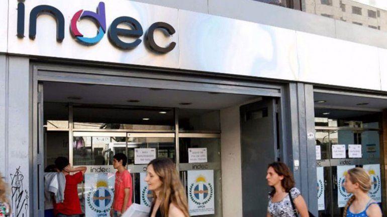 El Indec dice que la inflación de octubre fue 5,4%