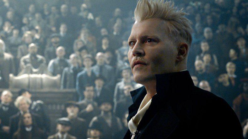 Vuelve la magia con un gótico Johnny Depp