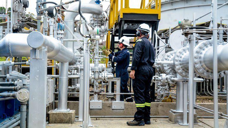 Un primer paso clave para darle más valor al gas