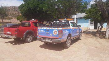 Defensa Civil comenzó a recorrer Sauzal Bonito en noviembre del 2018, cuando se registraron los primeros sismos.