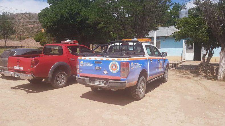 Defensa Civil comenzó a recorrer Sauzal Bonito en noviembre del 2018