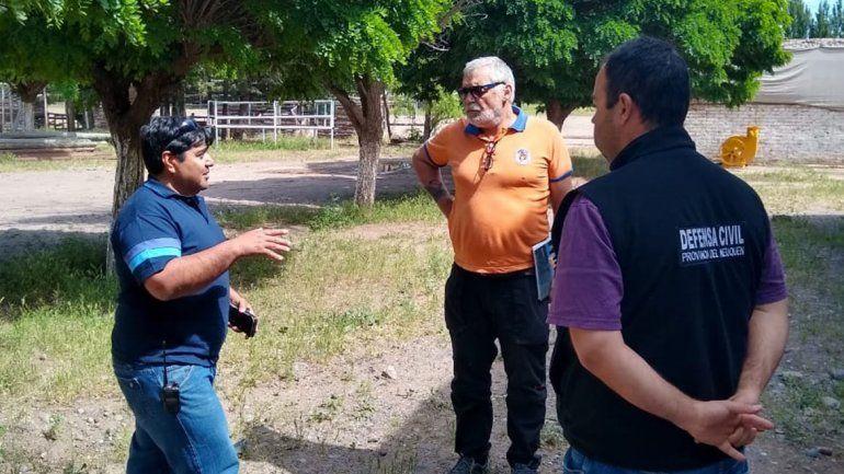 Dos viviendas comprometidas tras el sismo en Sauzal Bonito